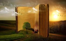 رحلتي بالإبحار في أنهار الكتب ومحيطاتها